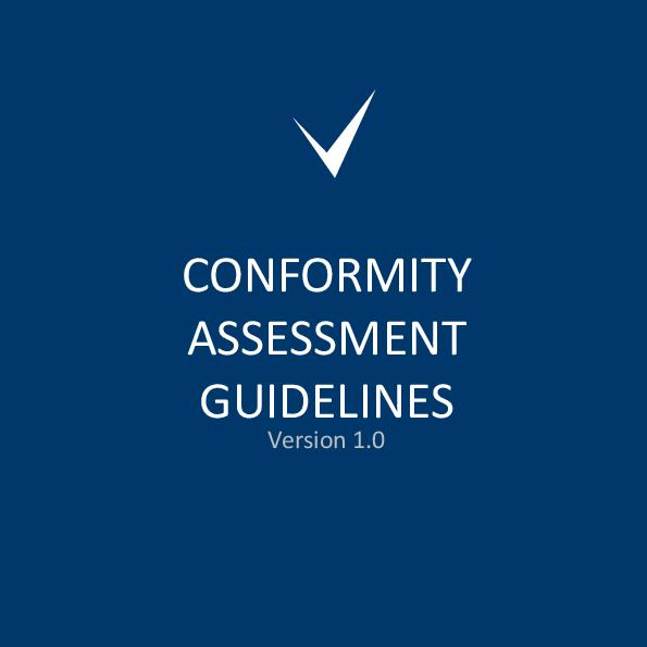 Conformity Assessment Guidelines 2017